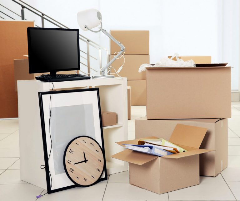 Cartons et déménagements