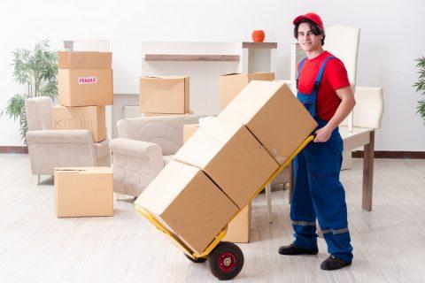 Les différents services d'entreprise de déménagement